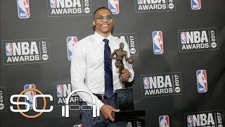 SVP Happy To See Russell Westbrook Take Home MVP | SC with SVP | June 27, 2017