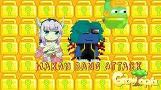 Growtopia - Makan Bang Attack Ft. Vefix GT