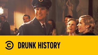 Roald Dahl: The Spy Who Shagged Everyone - Drunk History | Comedy Central