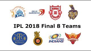 Complete squad of all IPL cricket teams 2018    LATEST UPDATED