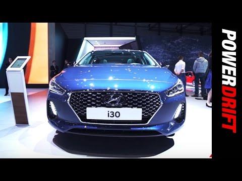 Hyundai i30 and i30 Wagon : Geneva Motor Show : PowerDrift