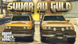 SUVAR AV GULD! | GTA 5