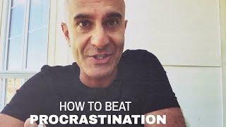 How to Beat Procrastination | Robin Sharma