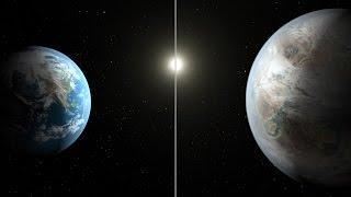 Dünya'ya Benzeyen Gezegen Bulundu | Kepler 452b