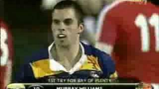 Bay Of Plenty vs British & Irish Lions 2005