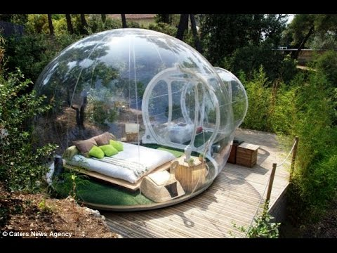 Most AMAZING Hotel Rooms