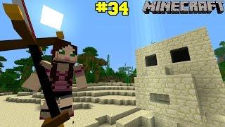 Minecraft: BIG BERTHA CHALLENGE [EPS6] [34]