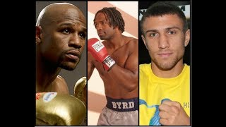 """Chris Byrd Compares Career to Mayweather & Lomachenko: """" I"""