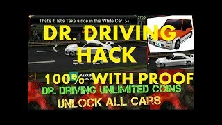 HOW TO HACK DR.DRIVING WITH LUCKY PATCHER [APPS HACKS]
