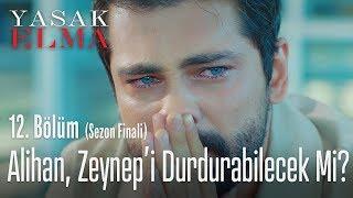 Alihan, Zeynep'i durdurabilecek mi? - Yasak Elma 12. Bölüm
