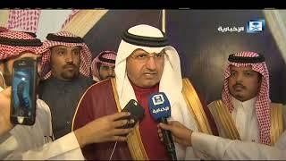 لقاء الشيخ/ مبارك بن سالم ال شافي - وكيل فوج قبيلة بني هاجر