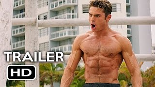 Baywatch Official Trailer #4 (2017) Dwayne Johnson, Zac Efron Comedy Movie HD