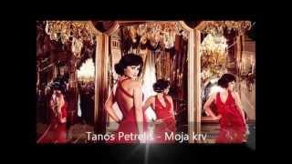 Thanos Petrelis - To aima mou (srpski prevod)