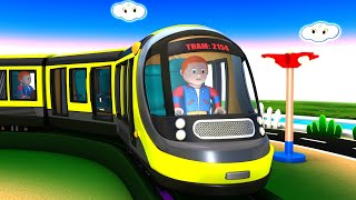 TRAINS FOR KIDS | Birthday Thomas for Kids - TOY FACTORY