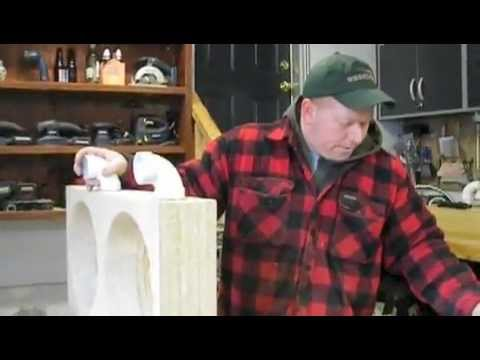 How to make a low profile compact double CYCLONE separator for your SHOP VAC.