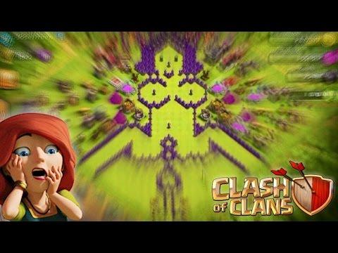 Clash Of Clans ALDEAS TROLL