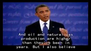 Obama vs  Romney First Presidential Debate 2012   -  English Subtitles