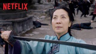 Crouching Tiger, Hidden Dragon: Sword of Destiny - Tráiler principal - Netflix [HD]