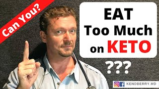 Can I Eat Too Much Fat on a Ketogenic Diet? Two worries and 2 answers you will like...