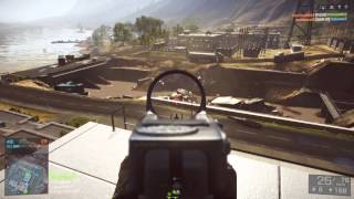 Playstation 4 Gameplay - BATTLEFIELD 4 Multiplayer 1080p HD (PS4 BF4 Graphics)