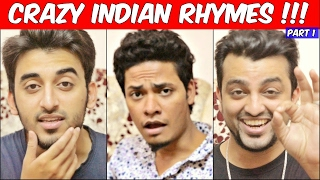 Funny Indian Words and Rhymes l Hyderabadi Comedy l The Baigan Vines