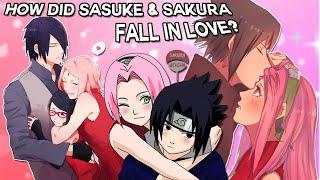 How Did Sasuke Uchiha and Sakura Haruno Fall in Love? - Boruto & Naruto Explained