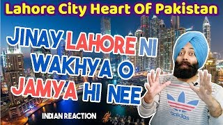 Lahore City of Pakistan 2016 Revolution Reaction #192 | by Indian