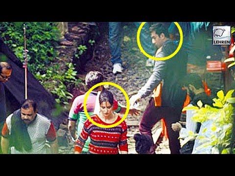 Katrina Kaif AVOIDS Ranbir Kapoor On 'Jagga Jasoos' Sets | LehrenTV