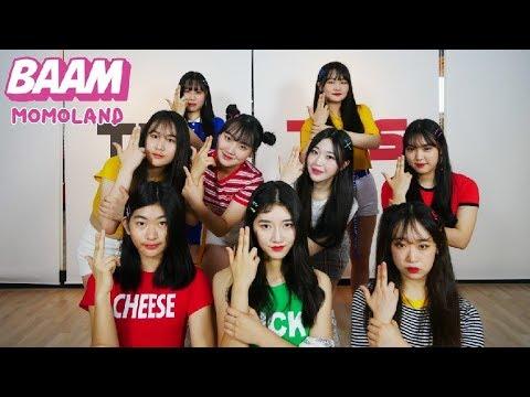 [창원TNS] MOMOLAND(모모랜드)-BAAM(뺌) 안무(Dance Cover)