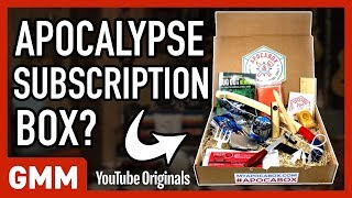 3 Subscription Boxes You Need (GAME)