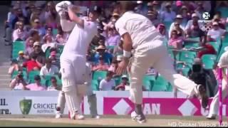 Ryan Harris 5 wickets vs England 5th Ashes Test 2013 14 HD