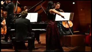 Trio con Brio Copenhagen - Bent Sørensen's triple concerto: L'Isola della Citta (1.-2. mov.)