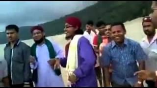 গিয়াস উদ্দিন আত তাহেরি নামক সুন্নি নামধারি শয়তানের ড্যান্স