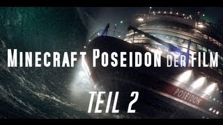 Minecraft Poseidon der Film Teil 2 [German] [Full HD]