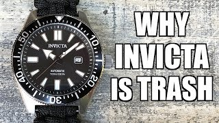 "Some Say Invicta Is Rubbish - Here Is An Example Of Why: Pro Diver ""62mas"" 29563 - Perth WAtch #298"