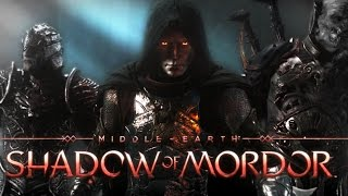 Middle Earth: Shadow of Mordor Game Movie (All Cutscenes) 1080p HD