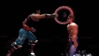 Mortal Kombat Shaolin Monks - Fatalities