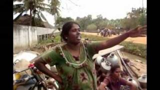 Tamil women displaces talk