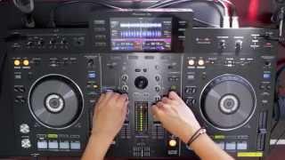 DJ Ravine's Pioneer XDJ-RX