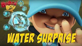 BoBoiBoy [English] S3E19 - Water Surprise