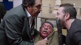 مسلسل سلسال الدم l ضرب هارون وفراج لهاشم بعد ماحاول يخلص عليه