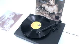 Madonna - Like A Virgin (Official Vinyl Video)