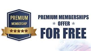 Free Premium Membership  Amazon Prime Membership Offer   Gaana Plus Membership   Eros Now Membership