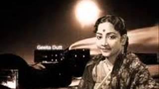 AAHUTI 1950 A duet of GEETA DUTT