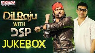 Blockbuster Combo of Producer Dil Raju & DSP || Telugu Hit Songs Jukebox ♪ ♪