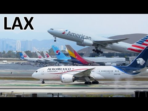 Xxx Mp4 1 HOUR PLANESPOTTING At Los Angeles Airport LAX ✈ Full HD 3gp Sex