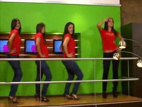 Beyond Models Agency en Televisa del Golfo Programa Pasarela 01 Febrero 2010 2 6