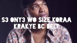 Ko-Jo Cue - Wole Lyric Video