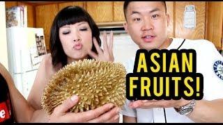 BEST ASIAN FRUITS!