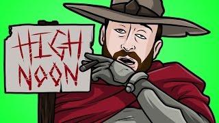 SUPER DANK COWBOY - Gmod Death Run Funny Gameplay Moments